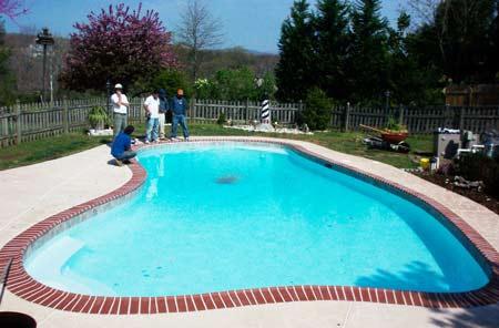 Robinson S Pool Repair